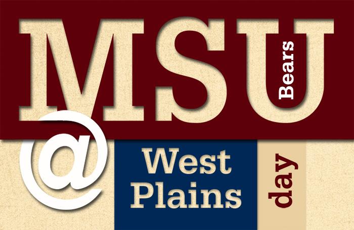 MSU Bears @ West Plains Day!
